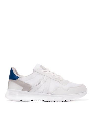 Slazenger Slazenger ICONA Koşu & Yürüyüş Erkek Ayakkabı  Beyaz